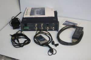 ONO SOKKI DS-2100 Multichannel Data Station w/ 0264 4-channel Input Pred DS3000