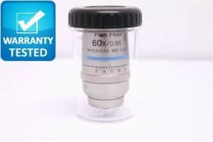 Multiple Nikon Plan Fluor 60x/0.85 DIC M WD 0.30 Objective unit 5