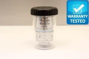 Nikon PLAN APO 40X/0.95 DIC M 0.11-0.23 WD 0.14 Objective unit 5