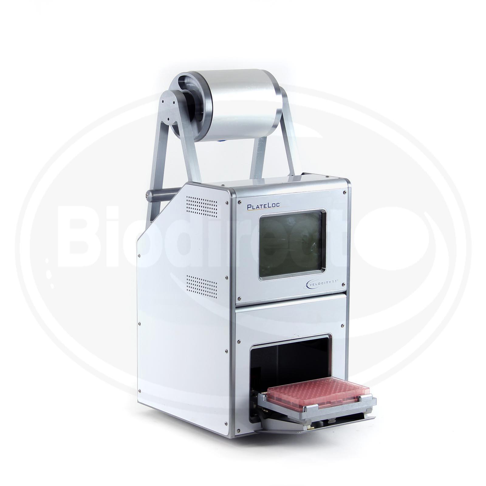 Agilent Velocity 11 PlateLoc Microplate Sealer:Heat