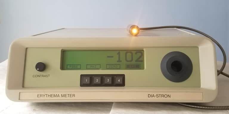 Dia - Stron Erythema Meter