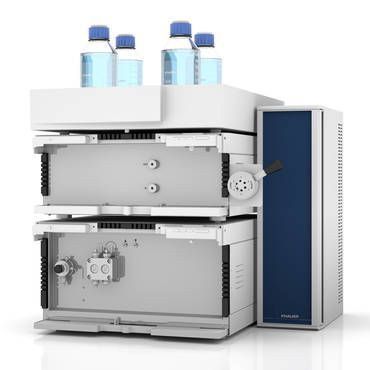 HPLC System for Sugar Purification