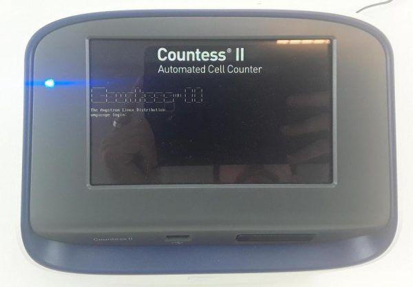 Invitrogen Thermo Fisher Countess II Automated Cell Counter AMQAX1000