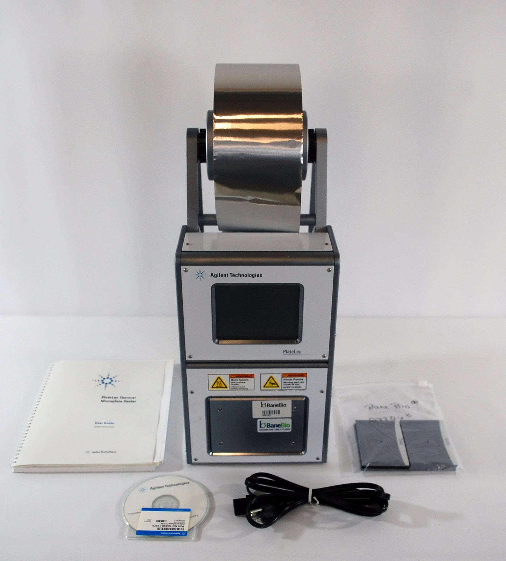 Agilent Technologies PlateLoc Thermal Microplate Sealer 01867-201