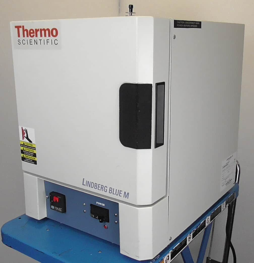 Thermo Scientific Lindberg Blue M BF51766A-1 Box Furnace