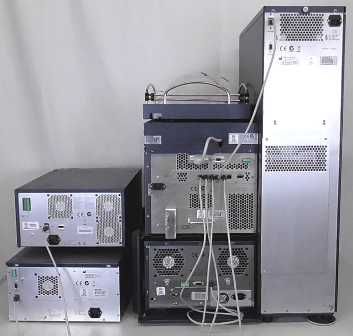 Waters HClass UPLC System