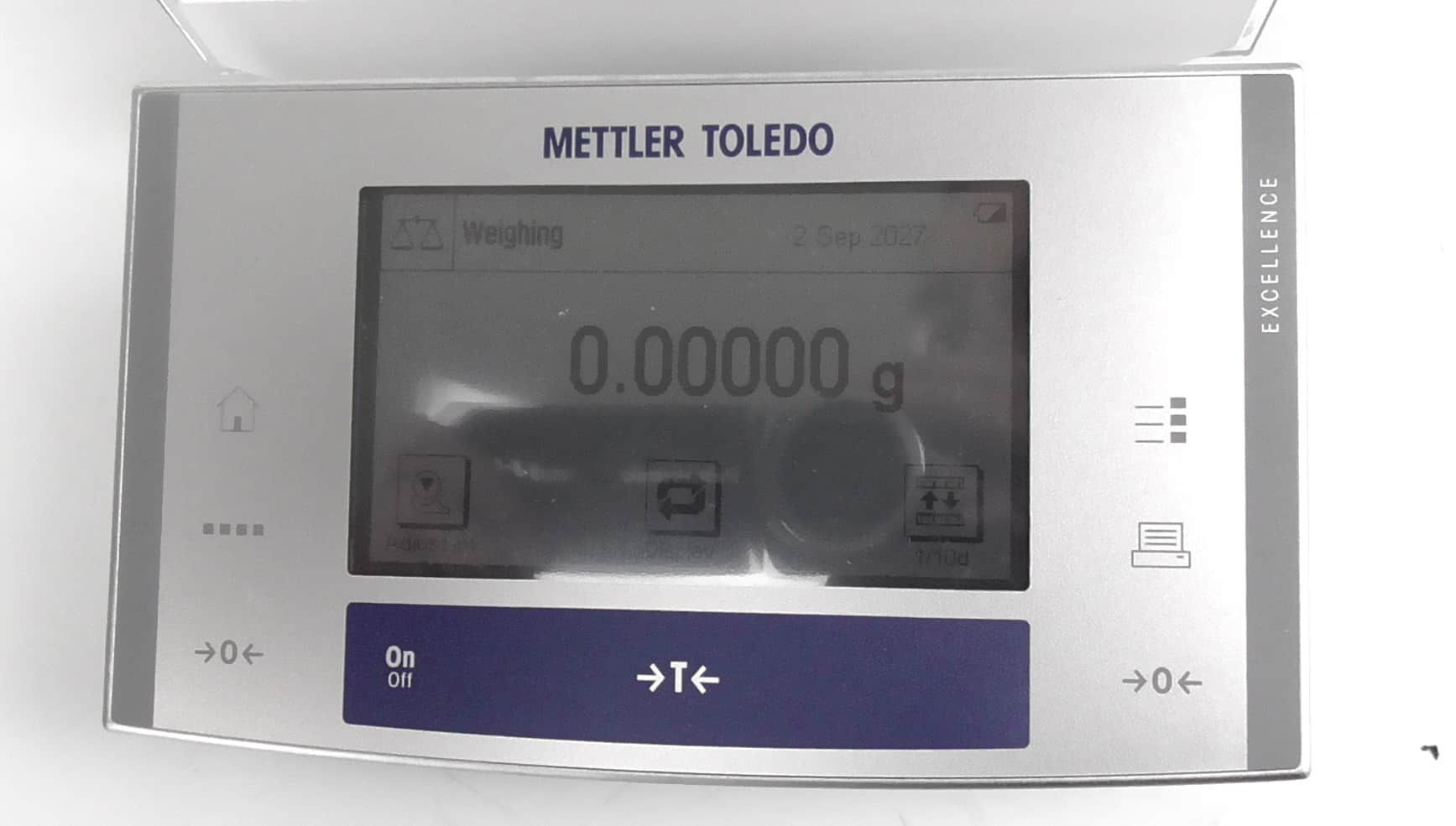 Mettler Toledo XS105DR Balance