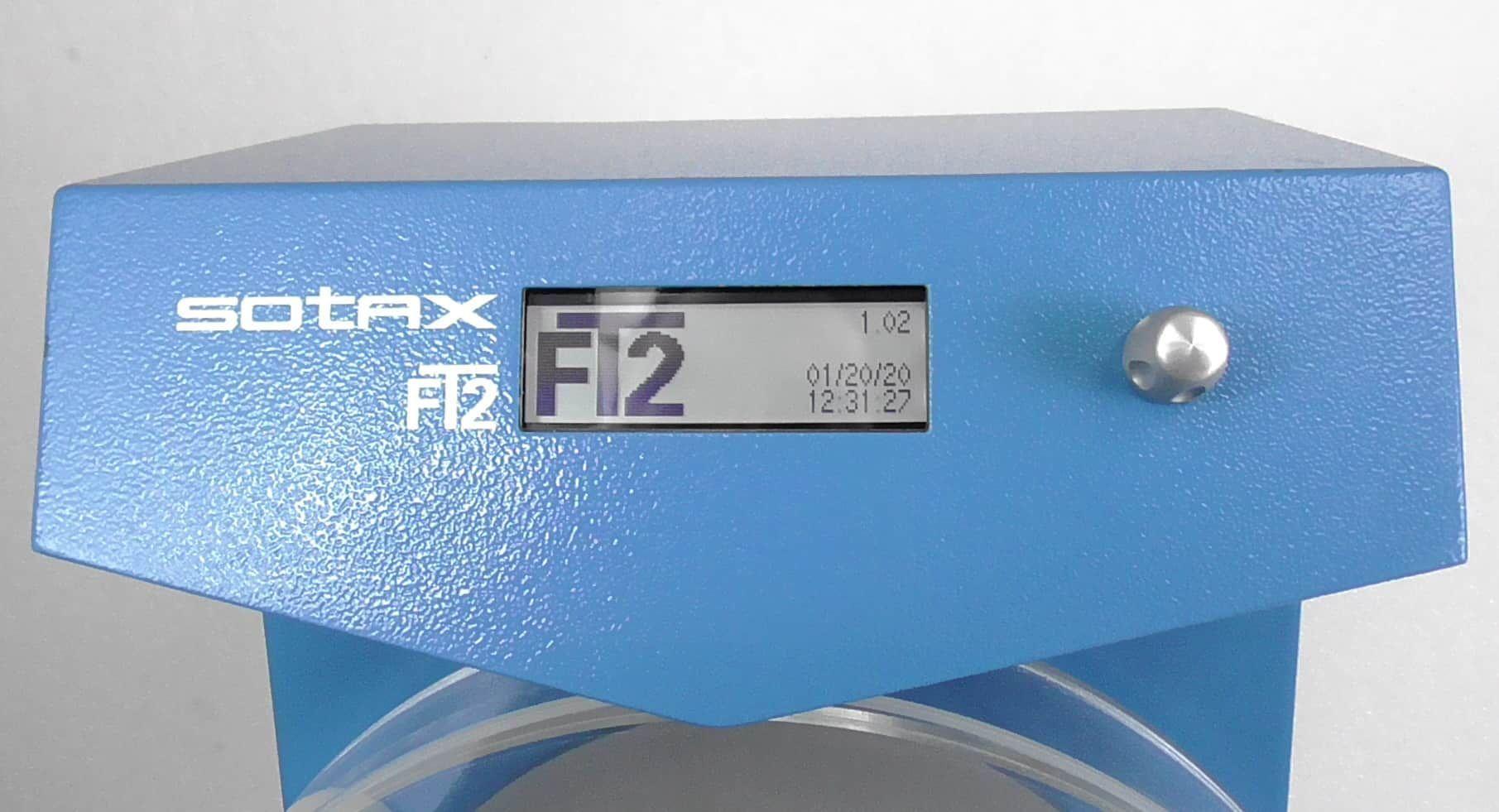 Sotax FT2 Friabilator