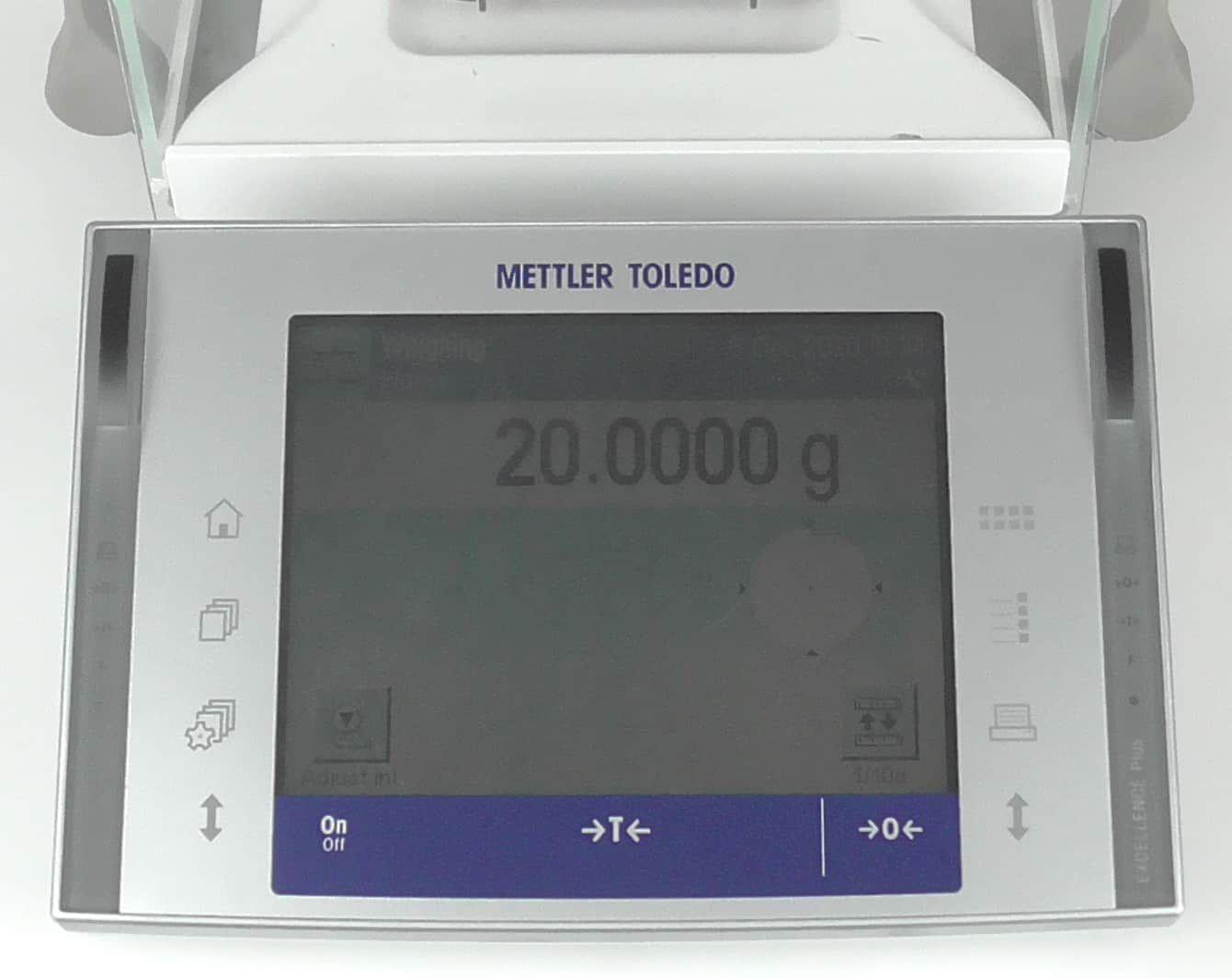 Mettler Toledo XP504 Balance