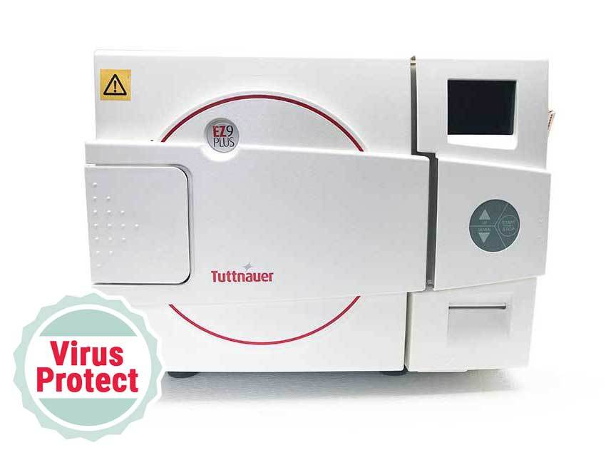 EZ9Plus Tuttnauer Automatic Autoclave - Clearance - Promo