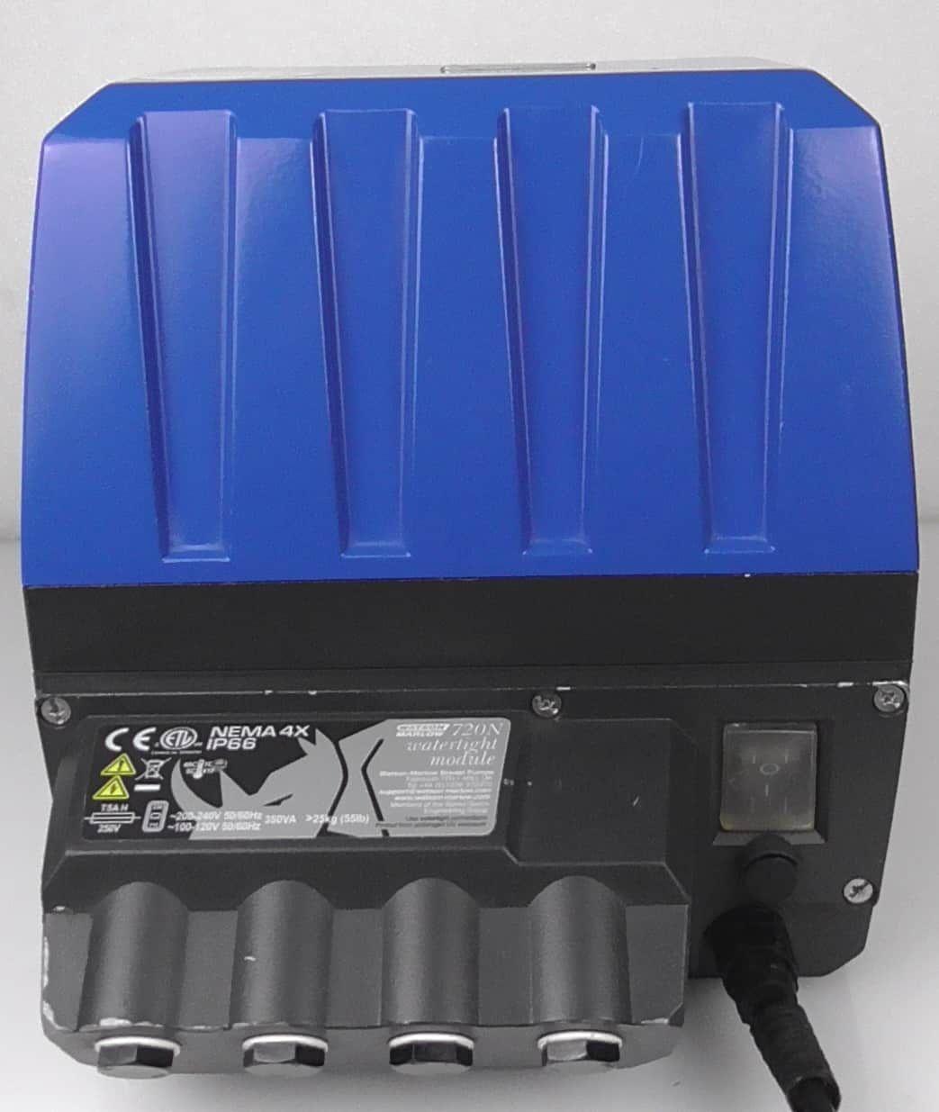 Watson Marlow 720SN/RE IP66 Peristaltic Pump for Sale