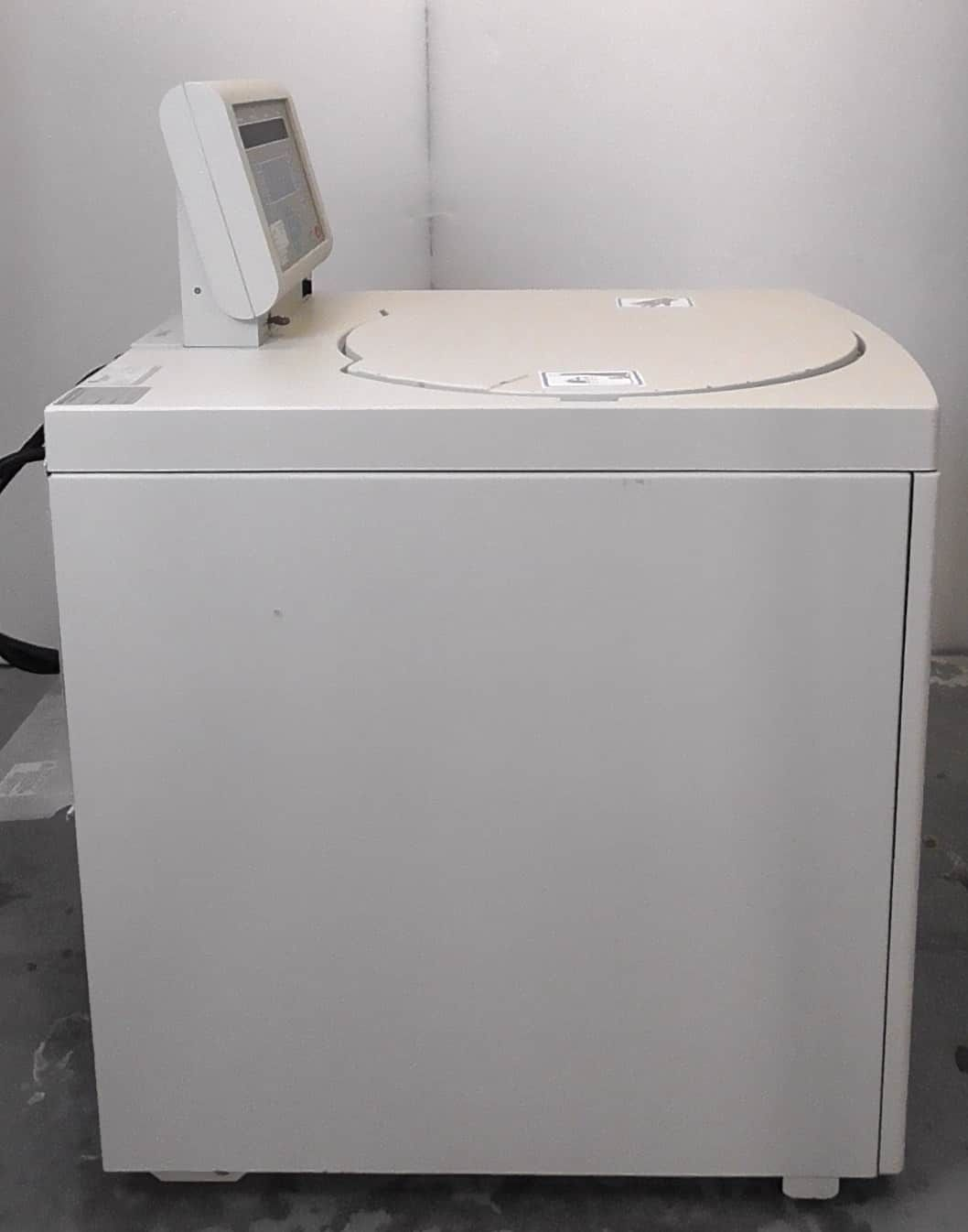 Beckman Coulter J-20 XPI Centrifuge with Optional Rotor