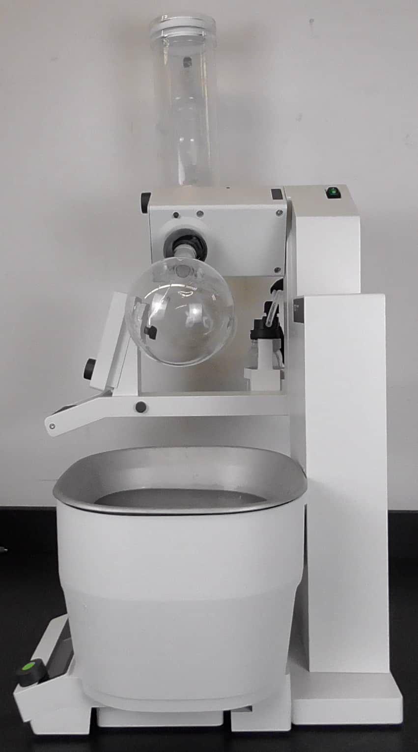 Buchi R-300 Rotary Evaporator with V-300 Vacuum Pump