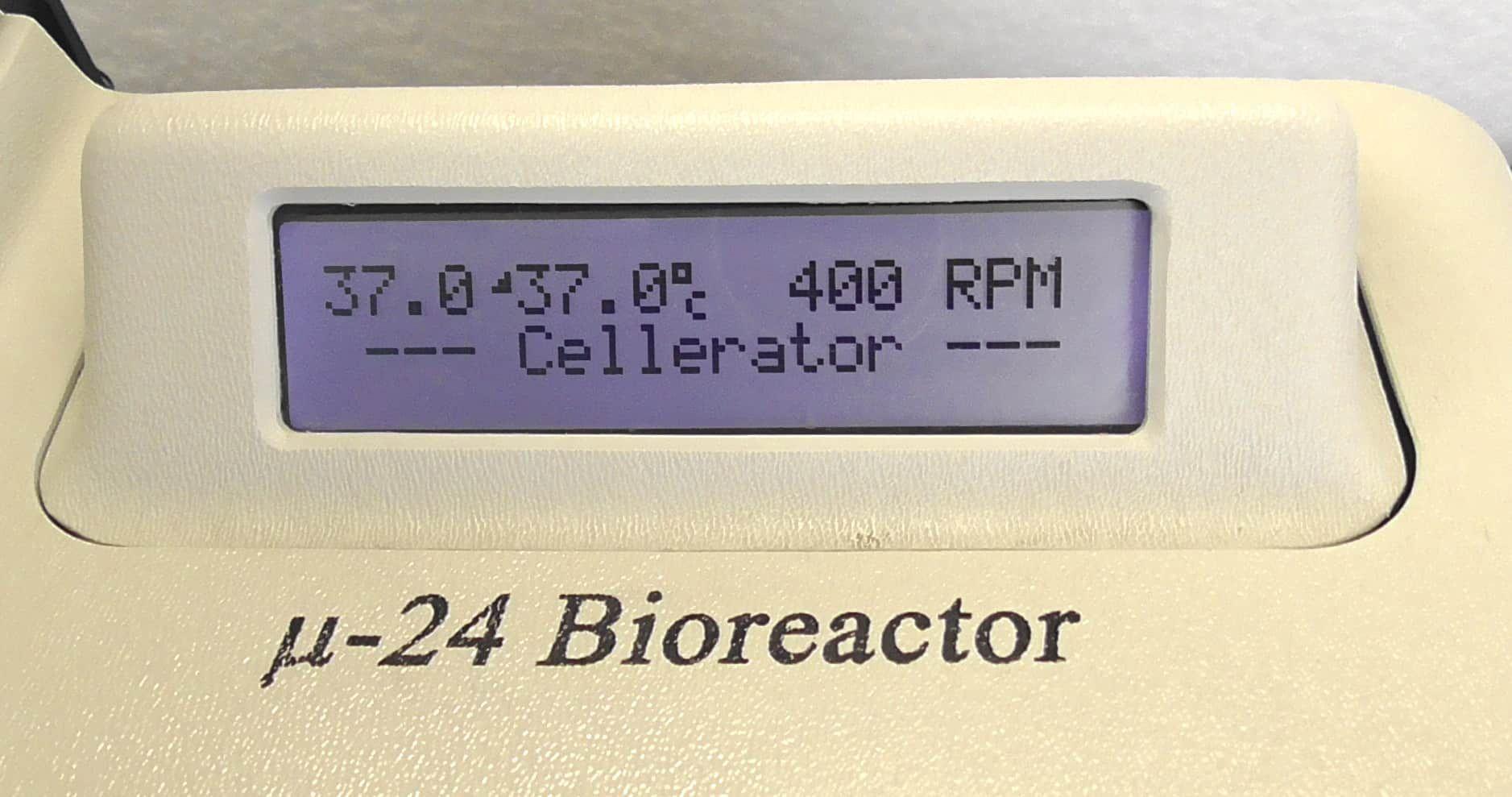 Applikon Biotechnology Pall Micro 24 Bioreactor