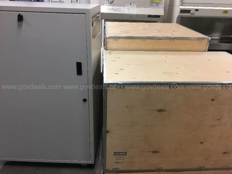 EVOQ ELITE WITH ADVANCE HPLC OLE SYSTEM LC/MS SPECTROMETER