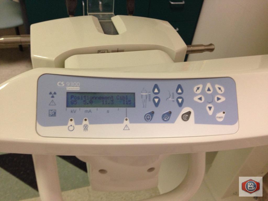 CS Scanner CS9300 Carestream Dental Panoramic 110v ent-allergy bundle. Otolaryngology or Dental Use.