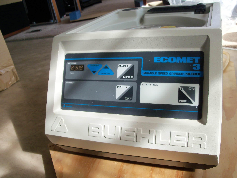 Buehler EcoMet 3 Grinder Polisher