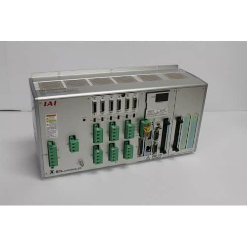 IAI X-Sel-P-6-100I-100I-20I-100I-100I-20I-P1-P1EE-5-3 XSel 6-Axis Controller