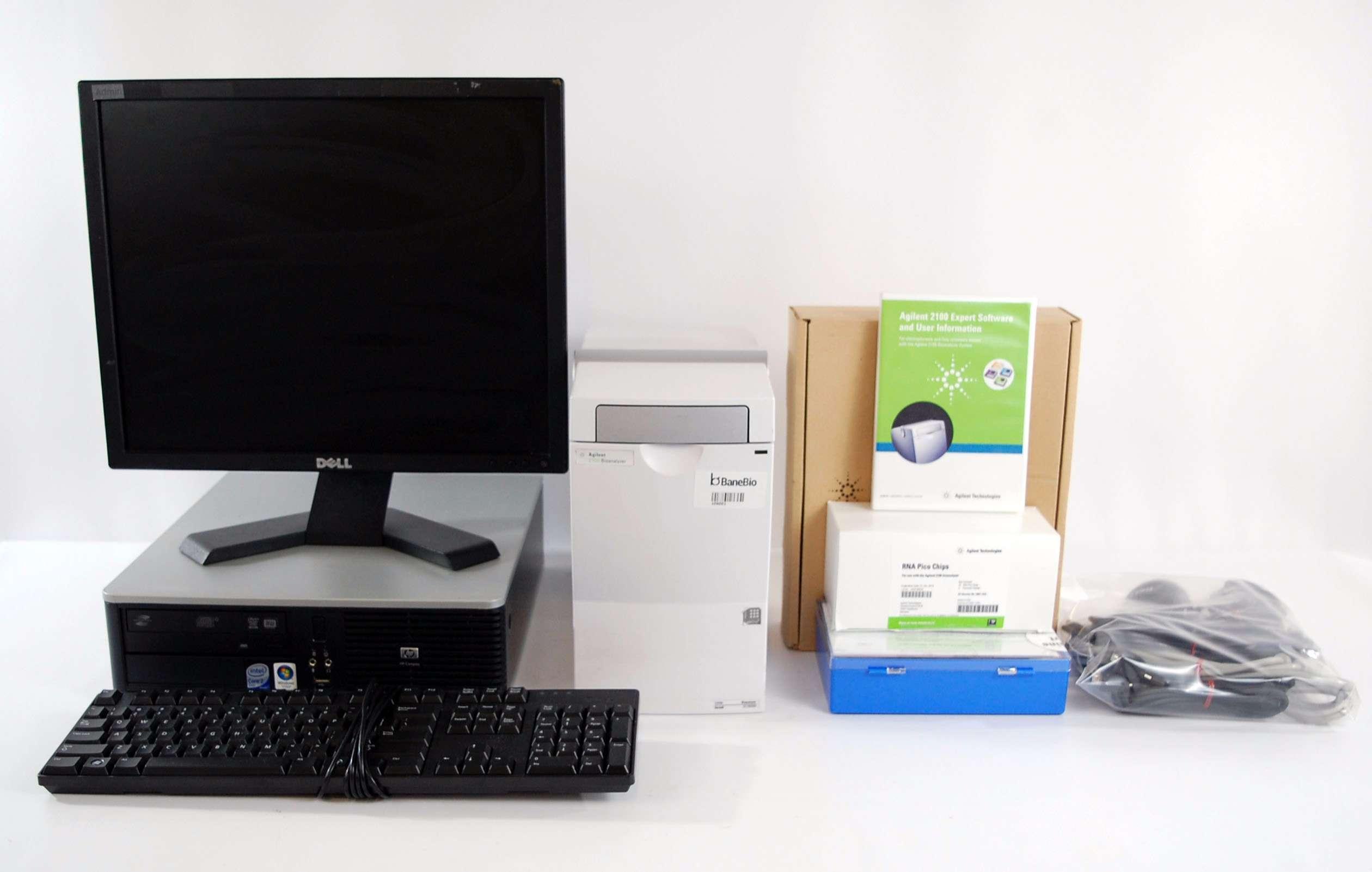 Agilent 2100 Bioanalyzer G2939A