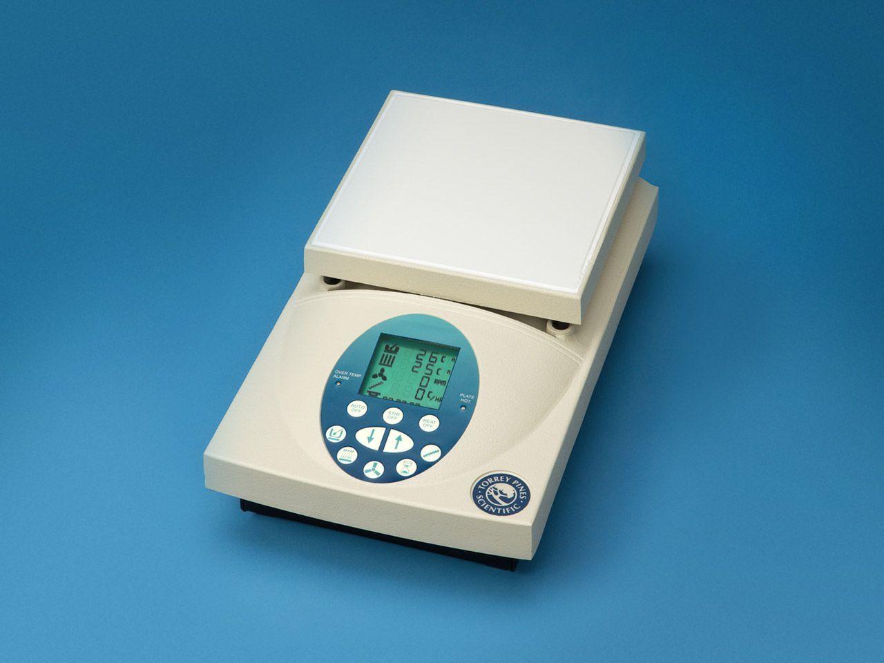 """Digital Hot Plate Stirrer, 8"""" x 8"""" Ceramic Top"""