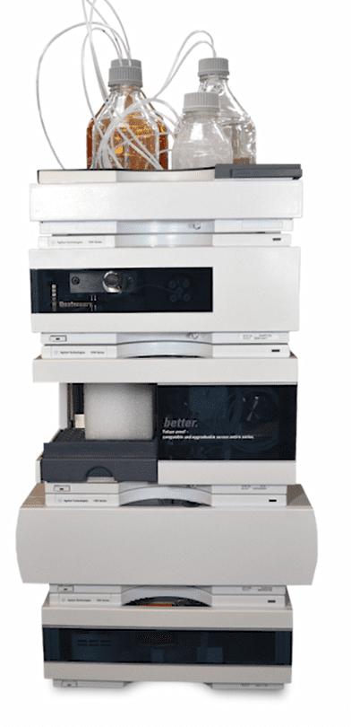Agilent Certified Pre-Owned 1100 Quat/VWD HPLC System & OpenLAB CDS ChemStation Software