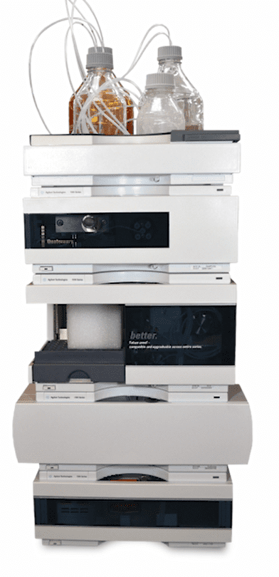 Agilent Certified Pre-Owned 1100 Quat/DAD HPLC System & OpenLAB CDS ChemStation Software