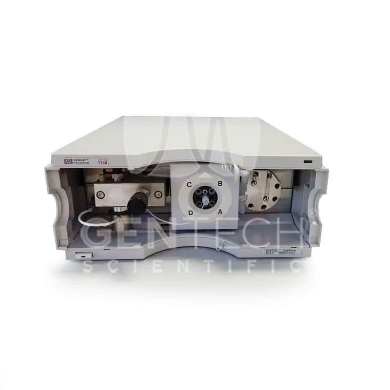 Agilent 1100 Series Quaternary Pump