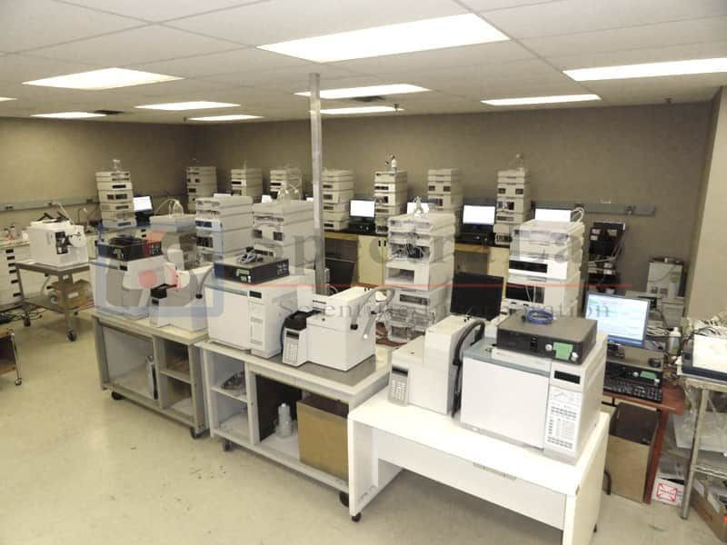Agilent 1100 HPLC Systems