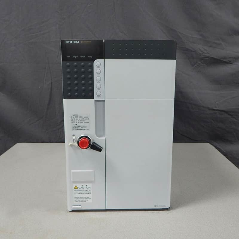 Shimadzu CTO-20A HPLC Column Oven