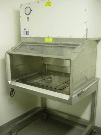 Baker DS400ADS - Animal Bedding Disposal Station / Cage Washer