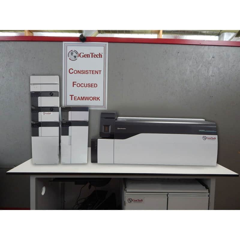 Shimadzu 8050 LC/MS/MS with 20A LC