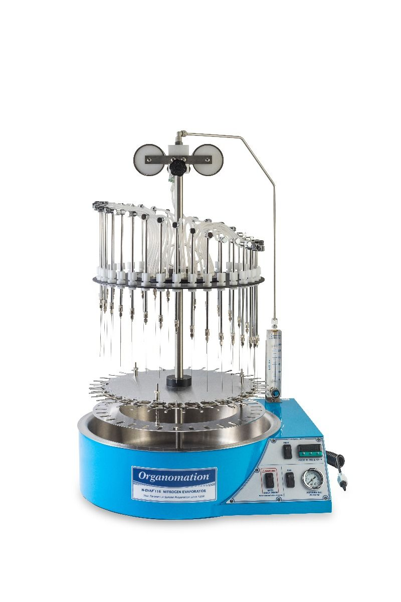 Organomation 34 position N-EVAP® Nitrogen Evaporator