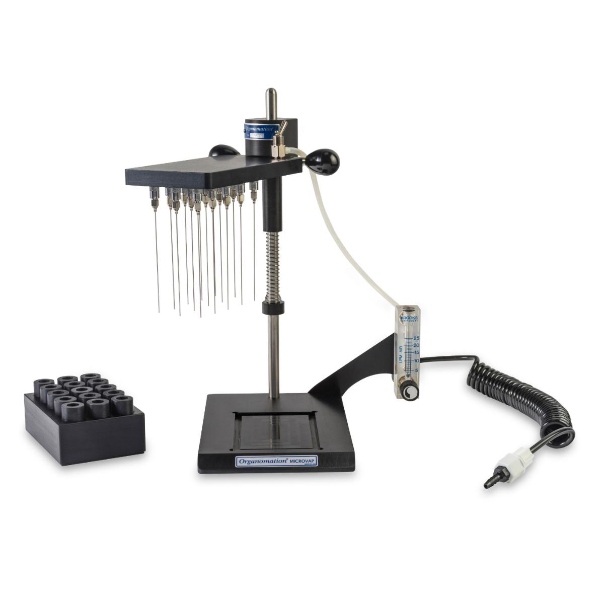 Organomation 6, 15, 24 position MICROVAP® (basic unheated model)