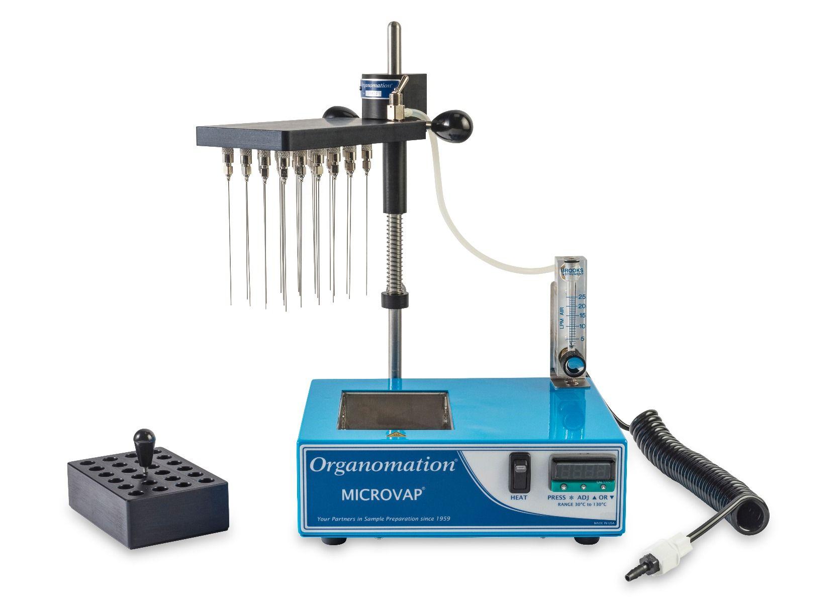 Organomation 6, 15, 24 position MICROVAP®