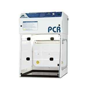 Air Science PCR Laminar Flow Cabinets