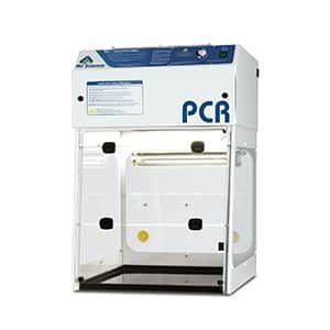 Air Science Purair PCR Laminar Flow Cabinets