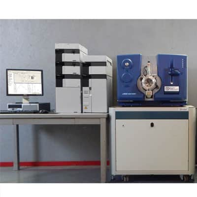 AB Sciex 4500 QTRAP LC/MS/MS & Shimadzu 20A