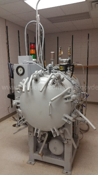 Bonding Autoclave: American Autoclave, Model R-30-40-150-650 ELE