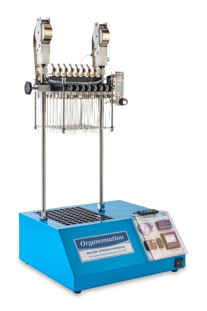 Organomation 80 position MULTIVAP® Dry Bath
