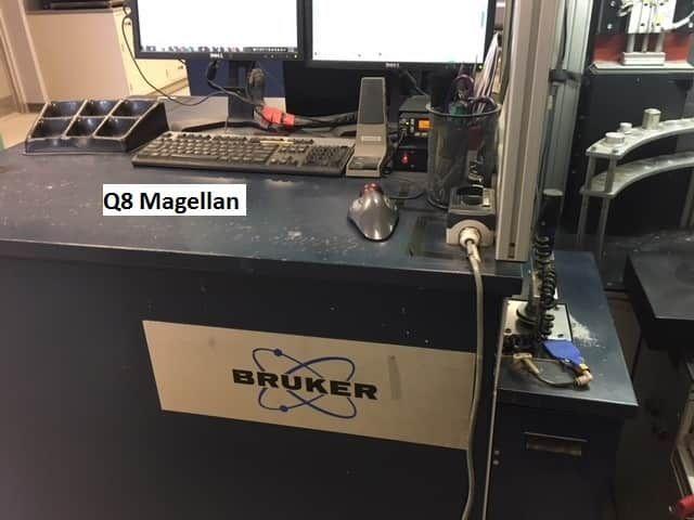Bruker Elemental GmbH - Q8 MAGELLAN - Optical Emission Spectrometer