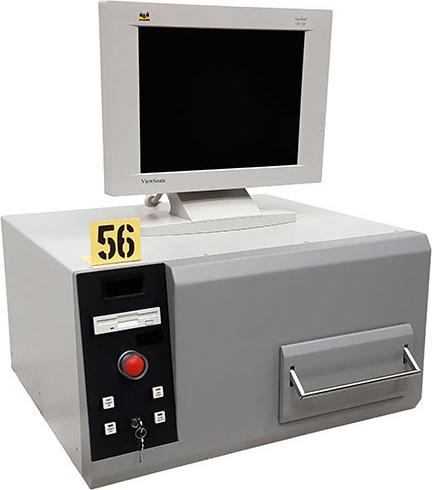 Modular Process Technology RTP-600S RTP Rapid Thermal Processing