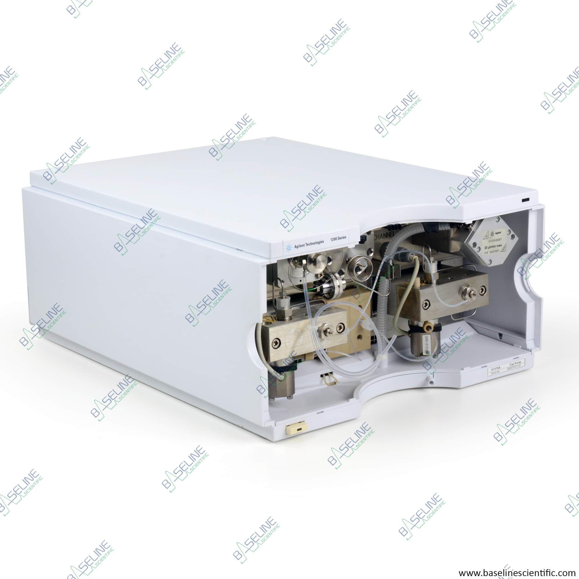 Refurbished Agilent 1200 G1376A Capillary Pump with ONE YEAR WARRANTY