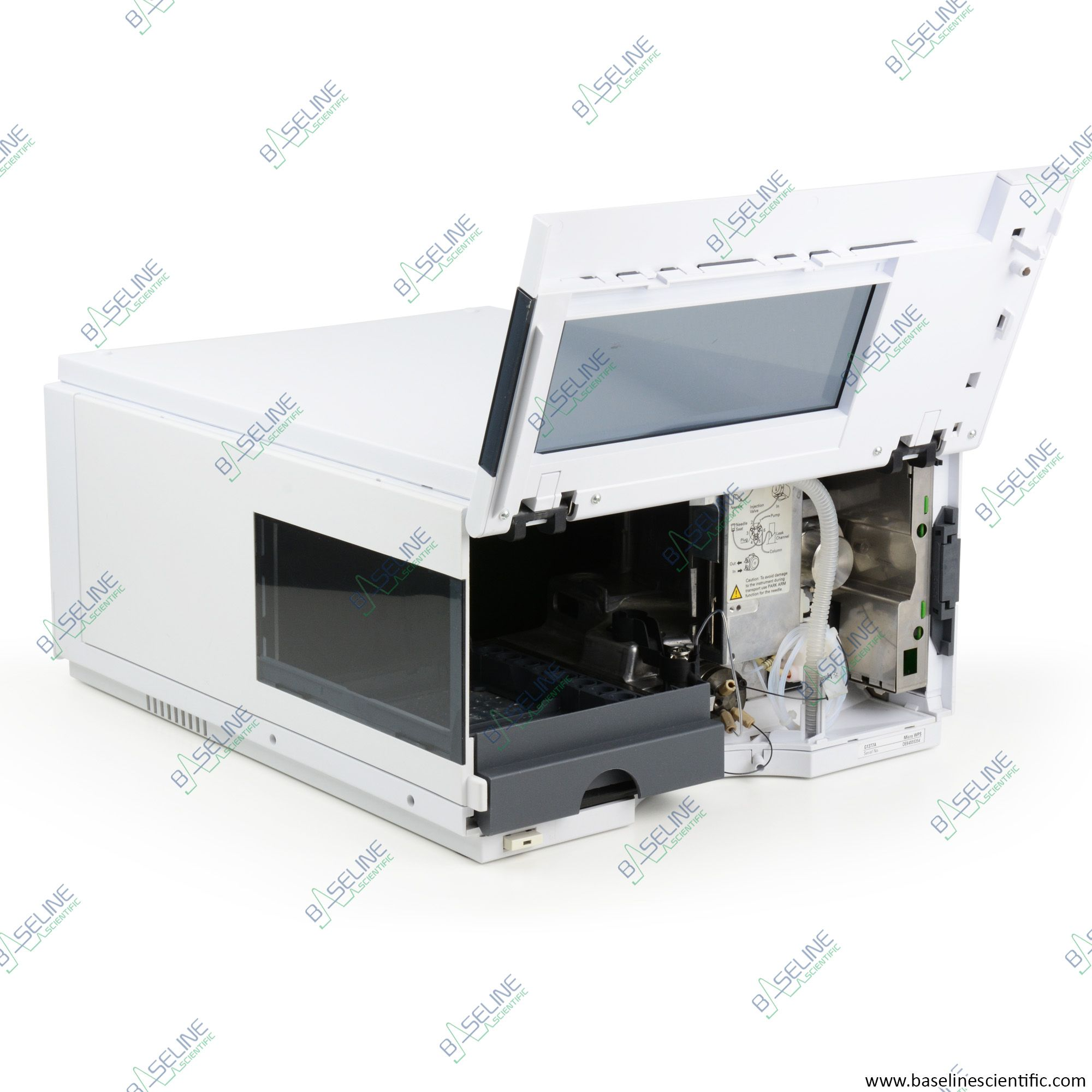 Refurbished Agilent 1200 G1377A Micro Well Plate Autosampler One Year Warranty
