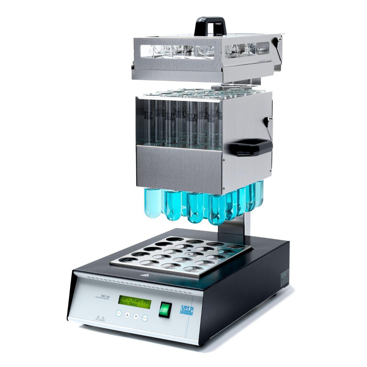 VELP Scientifica - DK Series Semi automatic Kjeldahl Digestion Units