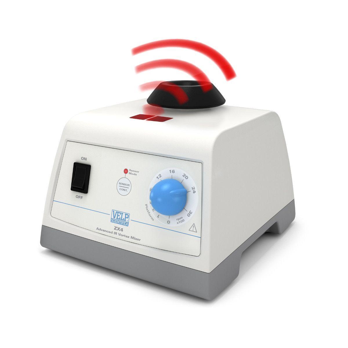 VELP Scientifica- ZX4 Advanced IR Vortex Mixer