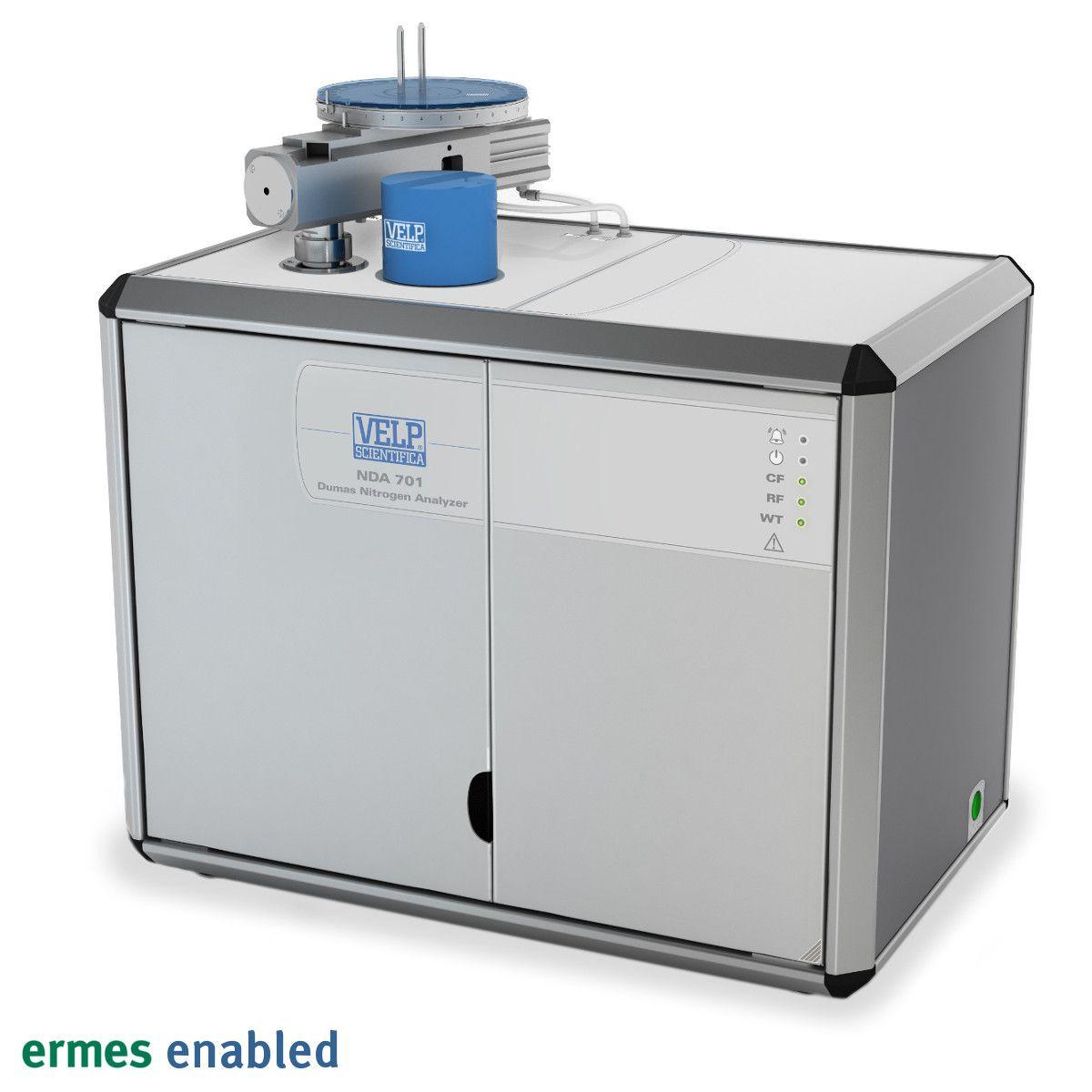 VELP Scientifica - NDA 701 Dumas Nitrogen Analyzer