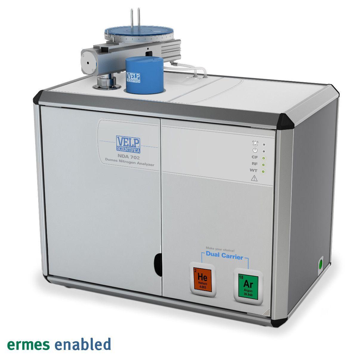 VELP Scientifica - NDA 702 Dual Carrier Gas Dumas Nitrogen Analyzer