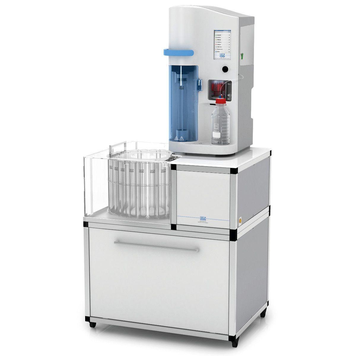 VELP Scientifica- UDK 169 Automatic Kjeldahl Analyzer with AutoKjel Autosampler
