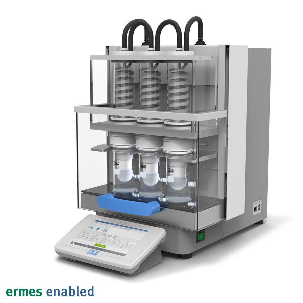 VELP Scientifica - SER 158 Series Automatic Solvent Extractor