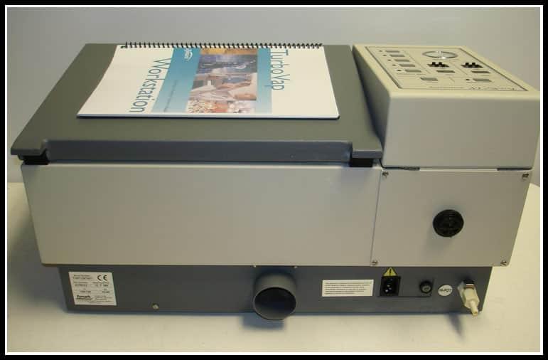 Zymark TurboVap LV Evaporator w 16x125mm Rack 15ml w WARRANTY